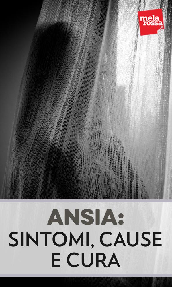 ansia: sintomi, cause