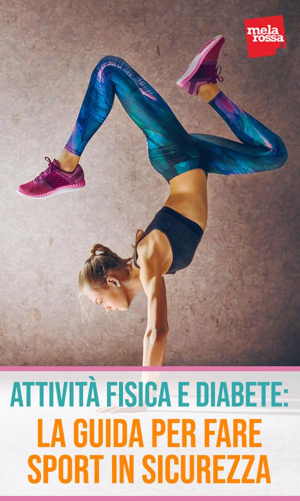 attivita fisica e diabete