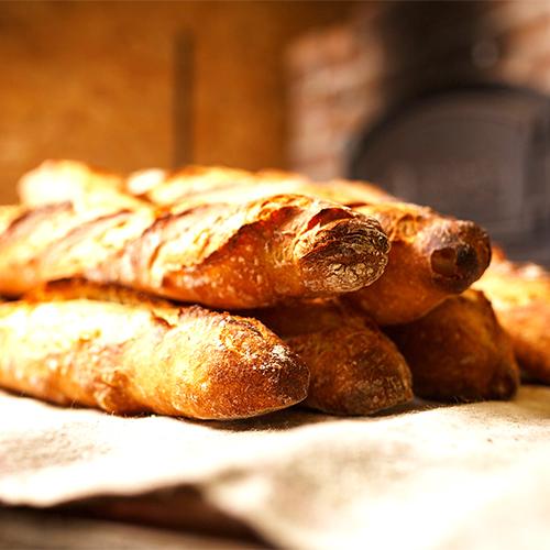 ricetta baguette con poolish