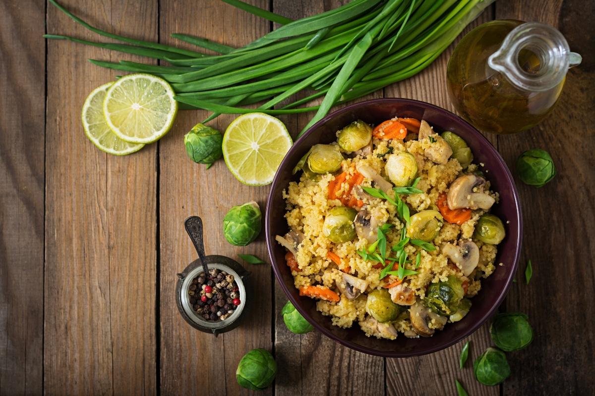 cous cous: proprietà, valori nutrizionali, benefici usi e ricette