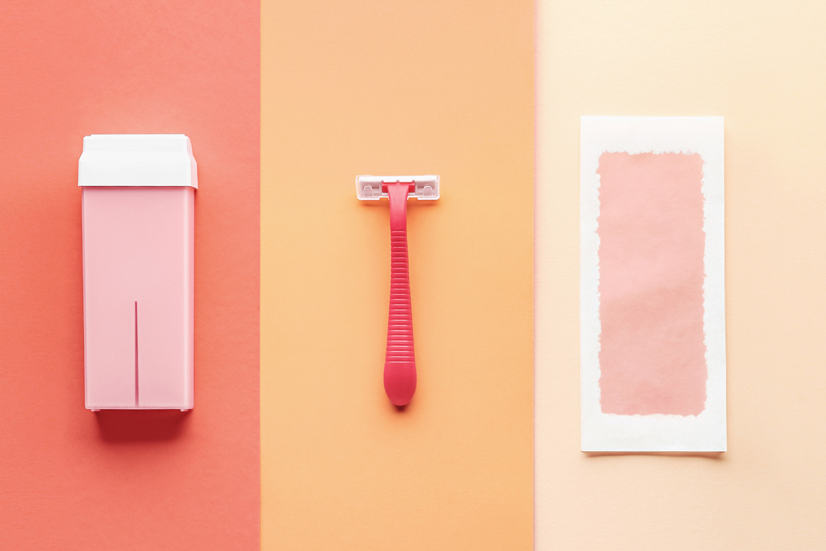 Ceretta, rasoio o crema per depilarsi?