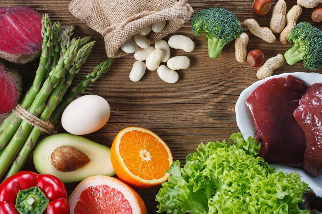 dieta in gravidanza nutrienti utili