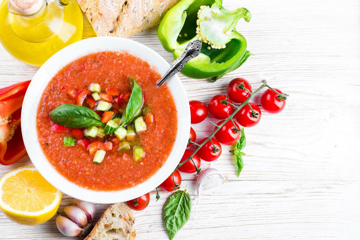 gazpacho: storia, varianti e ricette light