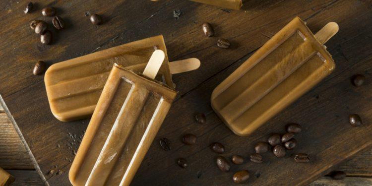 ghiaccioli al caffè