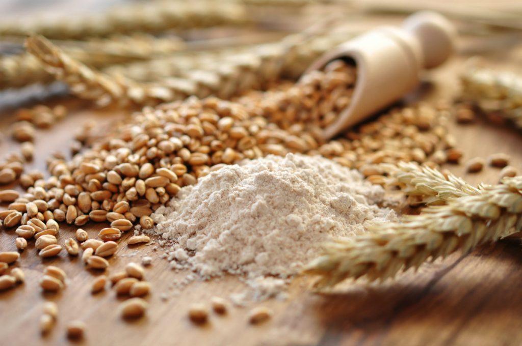 orzo, la farina