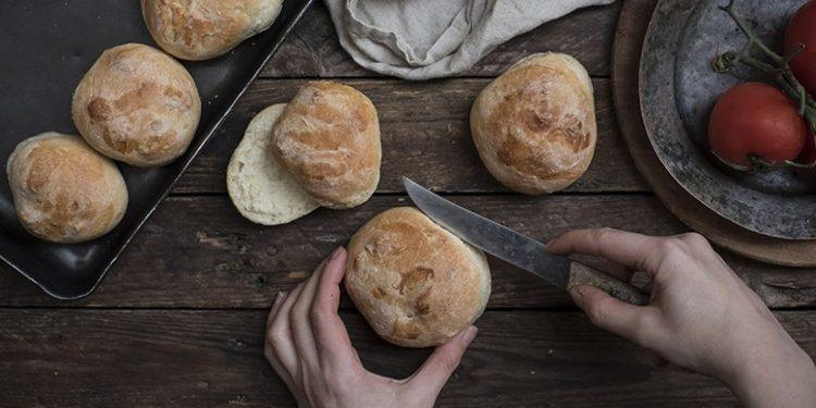 pane fatto in casa: ricetta panini