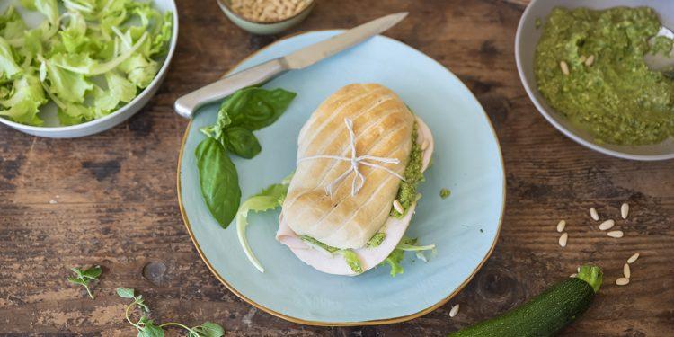 panino e basilico