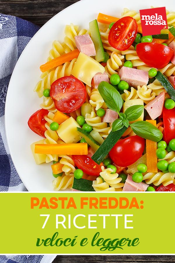 pasta fredda: ricette