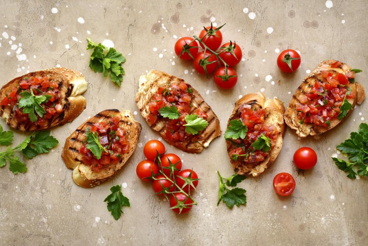 pomodori: alimenti ricchi di antiossidanti