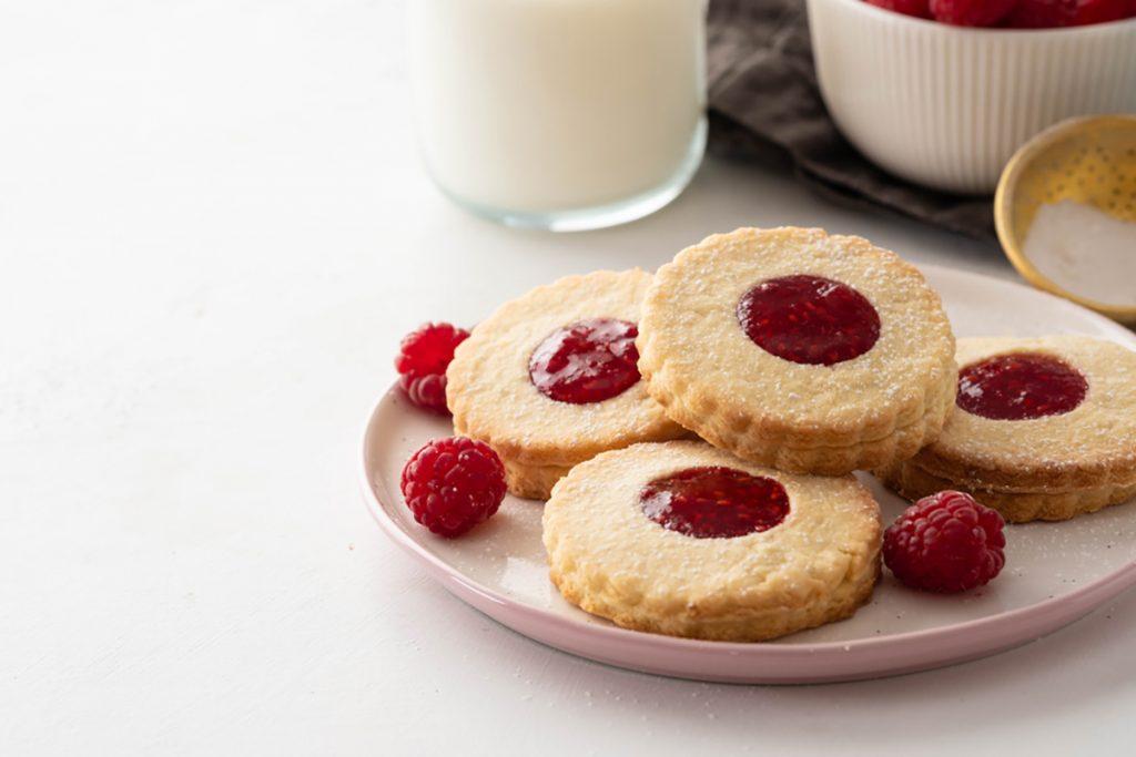 ricette con grano saraceno biscotti con farina di grano saraceno