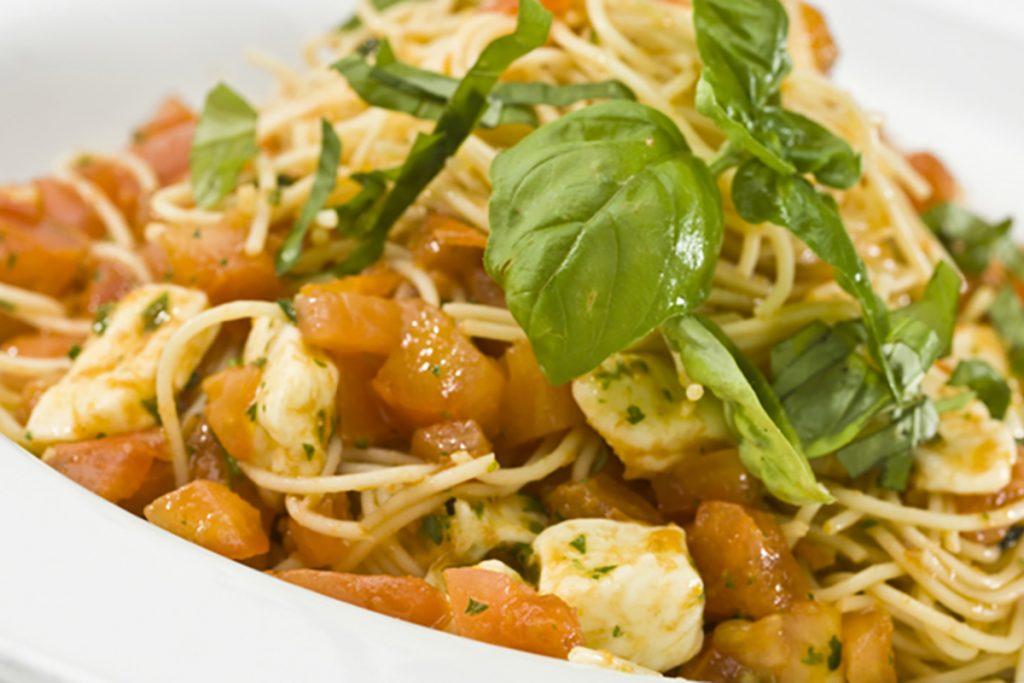 ricette con kamut spaghetti al kamut