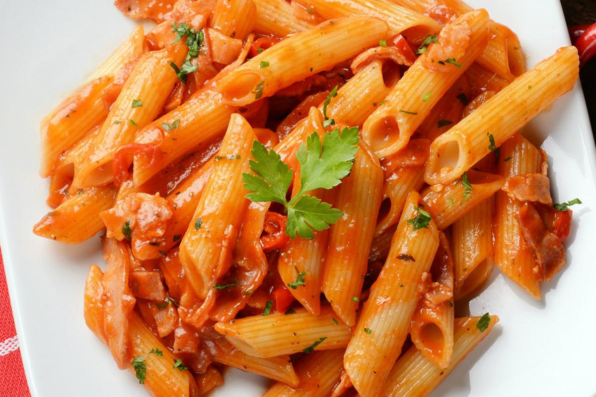 ricette con peperoni pasta con i peperoni