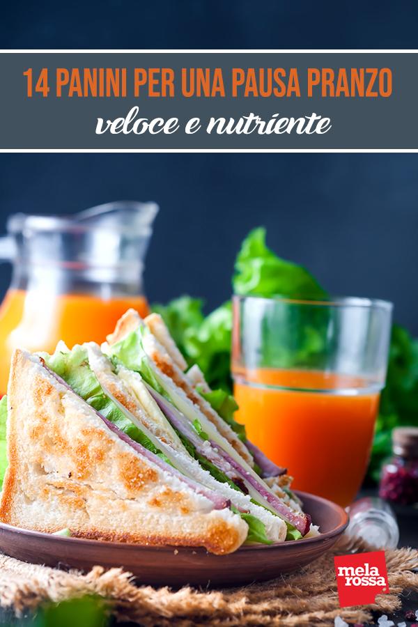 ricette panini
