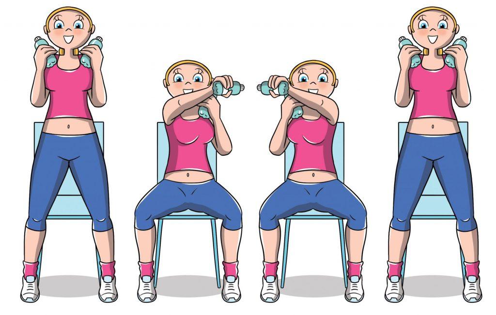 rotolini sulla schiena: esercizi kick boxing