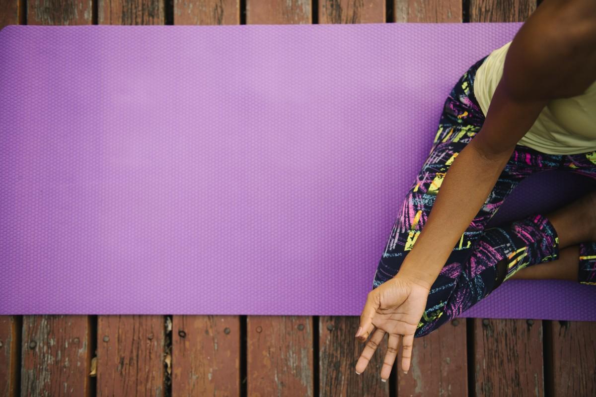 yoga challenge: attrezzatura