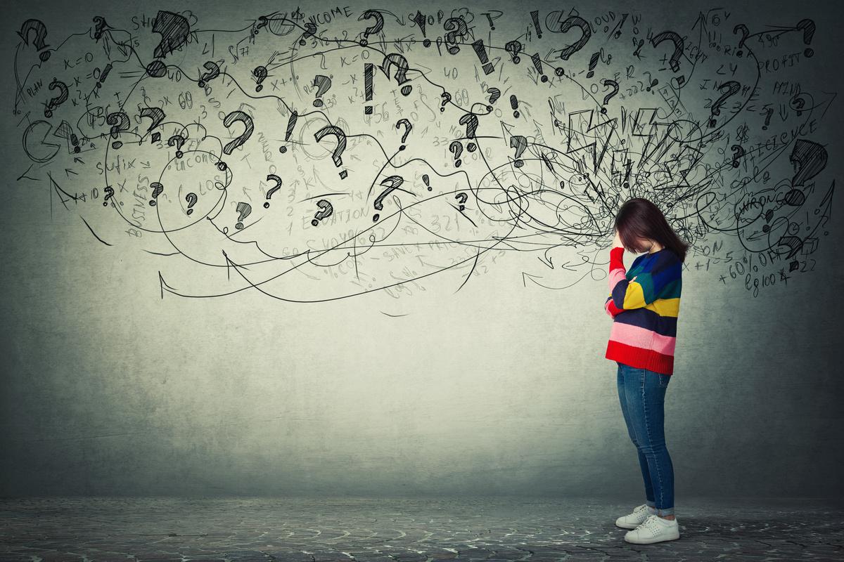 Ansia e disturbi d'ansia: cause, sintomi, trattamento