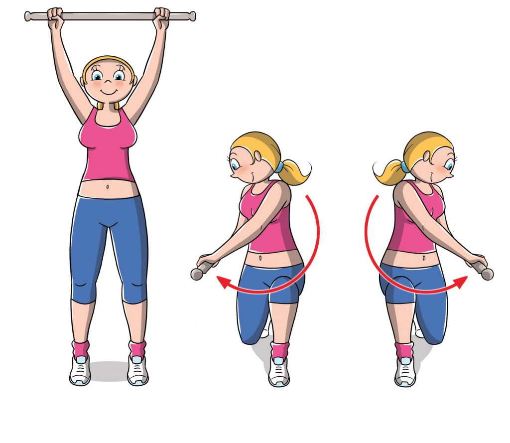 come dimagrire le gambe: esercizi