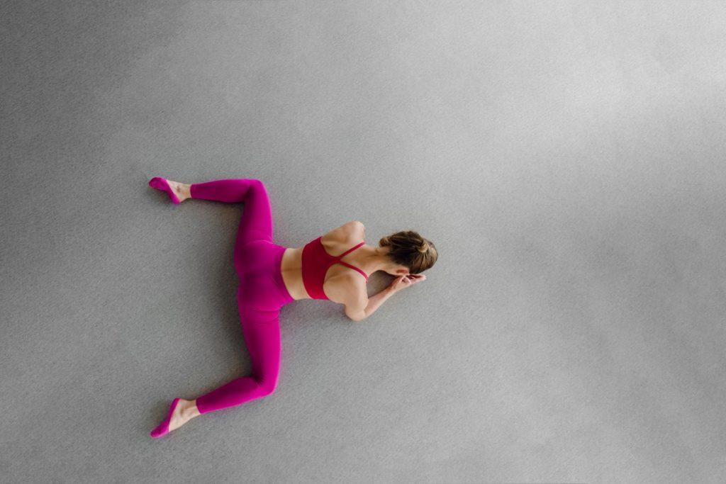 come dimagrire le gambe : esercizi