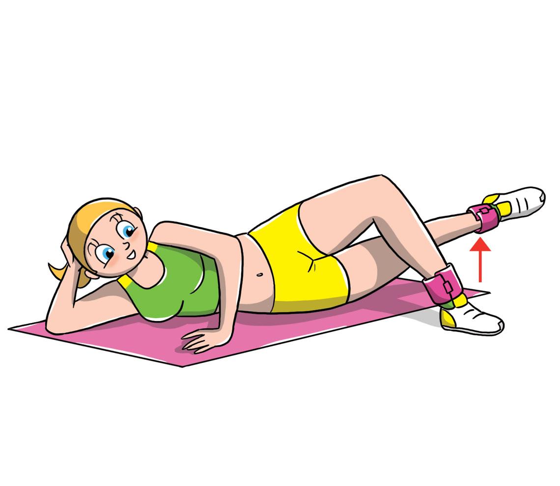 come dimagrire le gambe con gli esercizi specifici