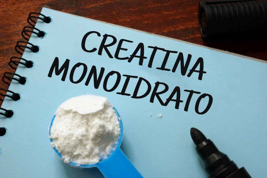 creatina monoidrato