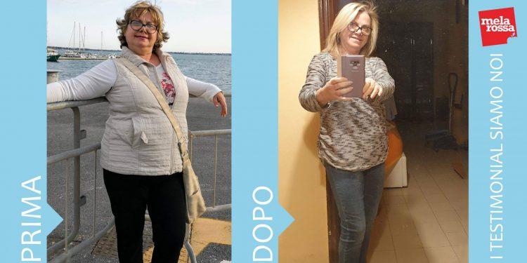 Carmela: - 23 chili con la dieta Melarossa