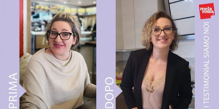 Dieta Melarossa: Jessica - 16 kg