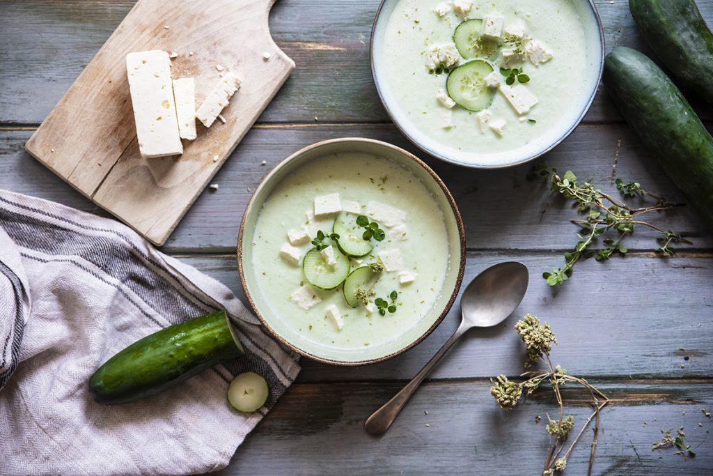 Ricette con cetrioli 10 idee fresche per depurarti e for Cucinare cetrioli
