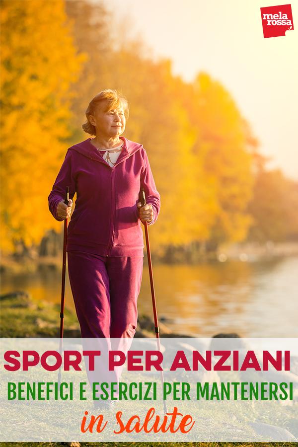 sport per anziani: quale sport consigliati e esercizi da fare in casa