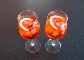 spritz analcolico: ricetta per chi non vuole o non può bere alcol