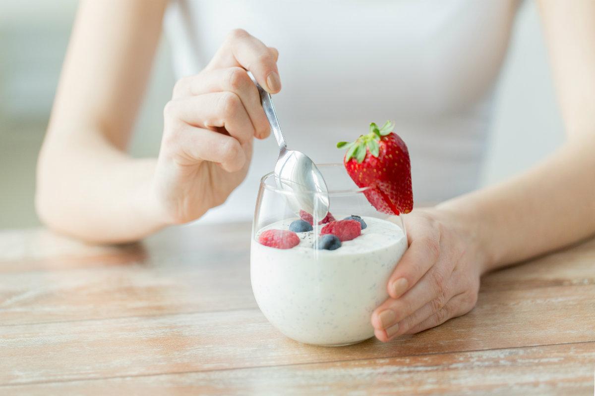 yogurt, le proprietà nutrizionali