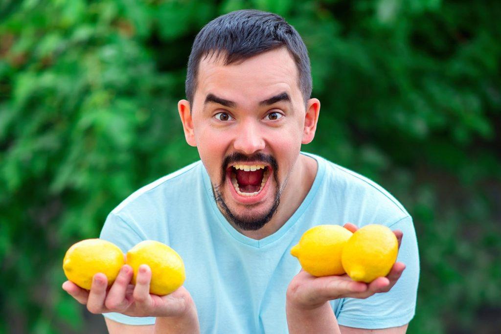 acqua e limone aiuta a dimagrire