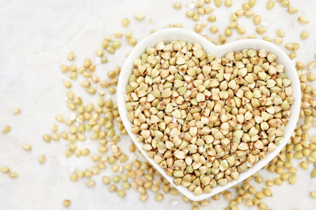 Grano saraceno: benefici salute