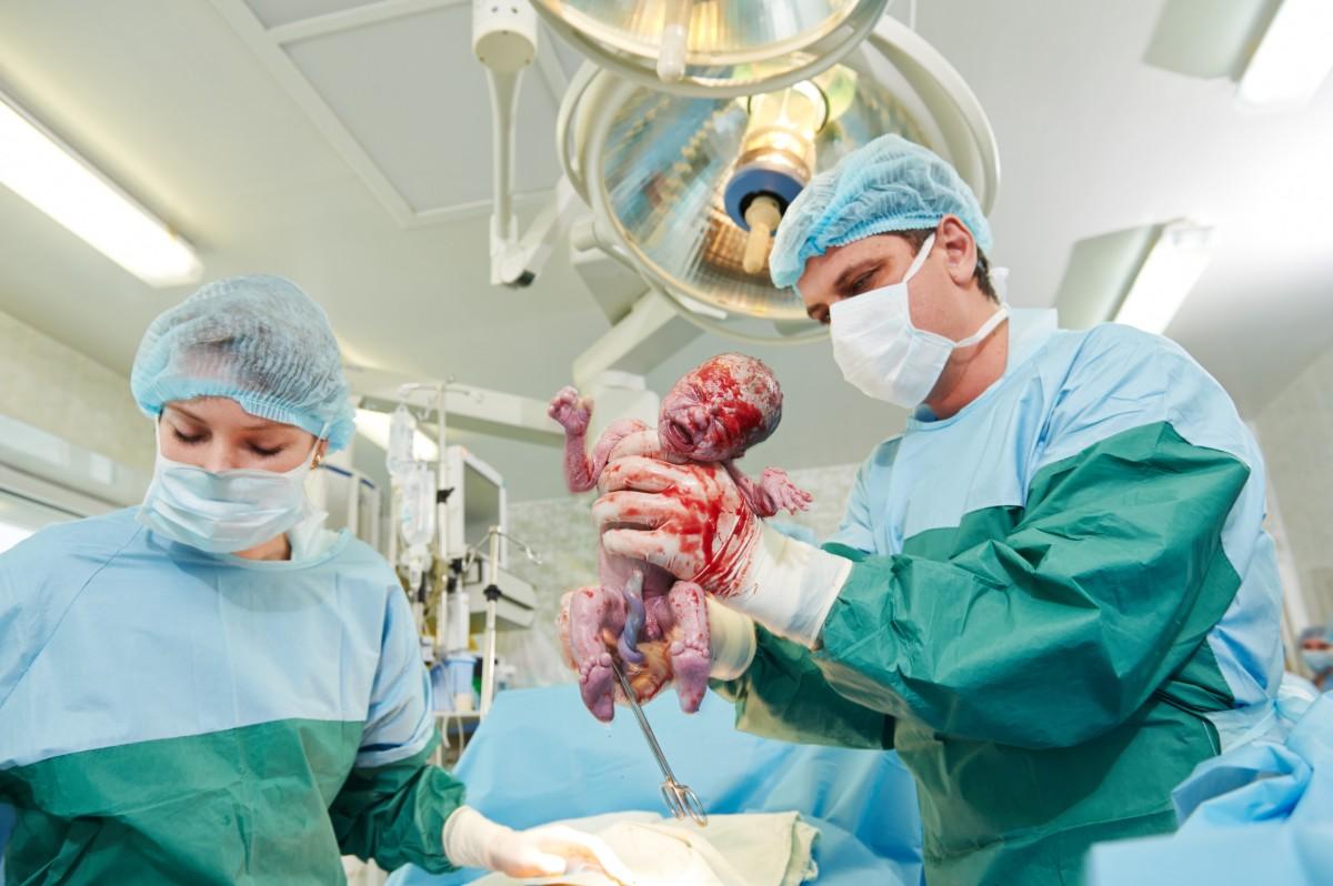 complicanze parto e travaglio rischi