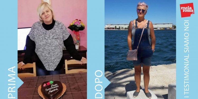 Dieta Melarossa: Claudia: - 24 chili
