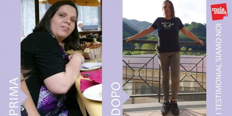 dieta Melarossa Elena 30 kg