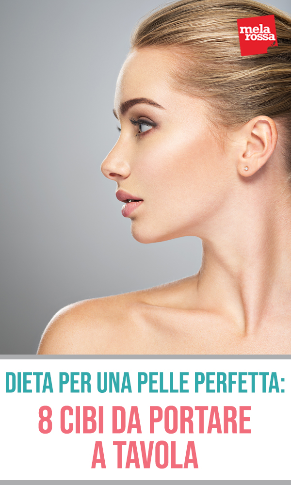 dieta pelle perfetta