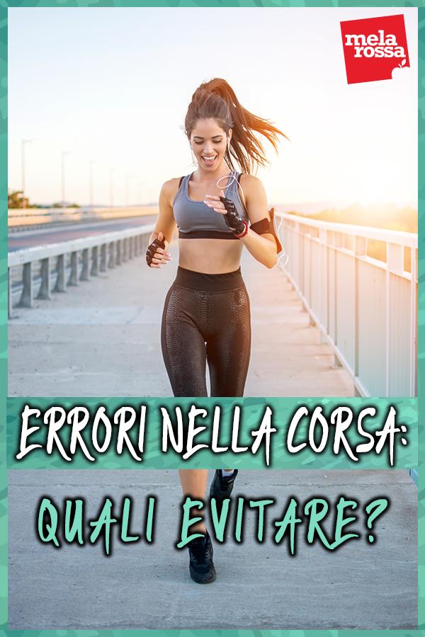 Errori nella corsa: quali evitare?