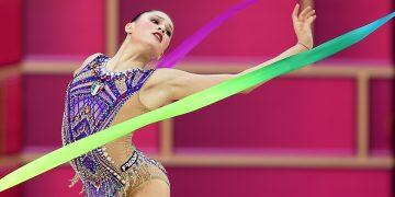 ginnastica ritmica: risultati Baku individualiste