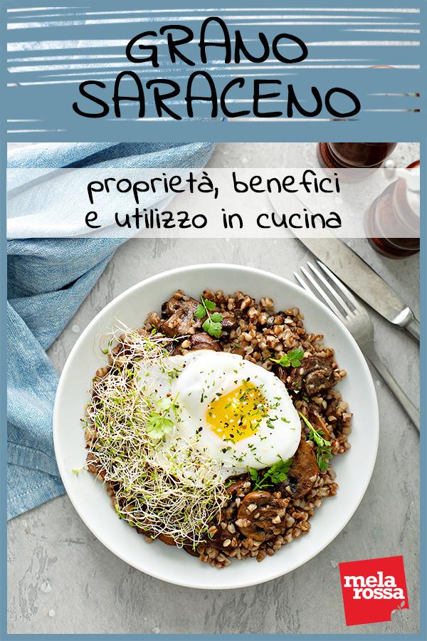 grano saraceno: proprietà e benefici e ricette light