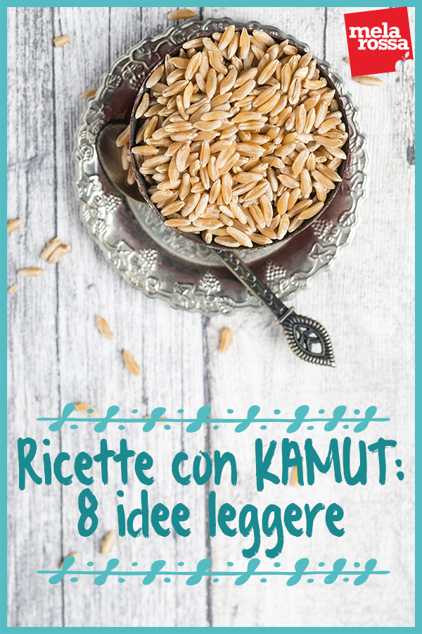 kamut-ricette