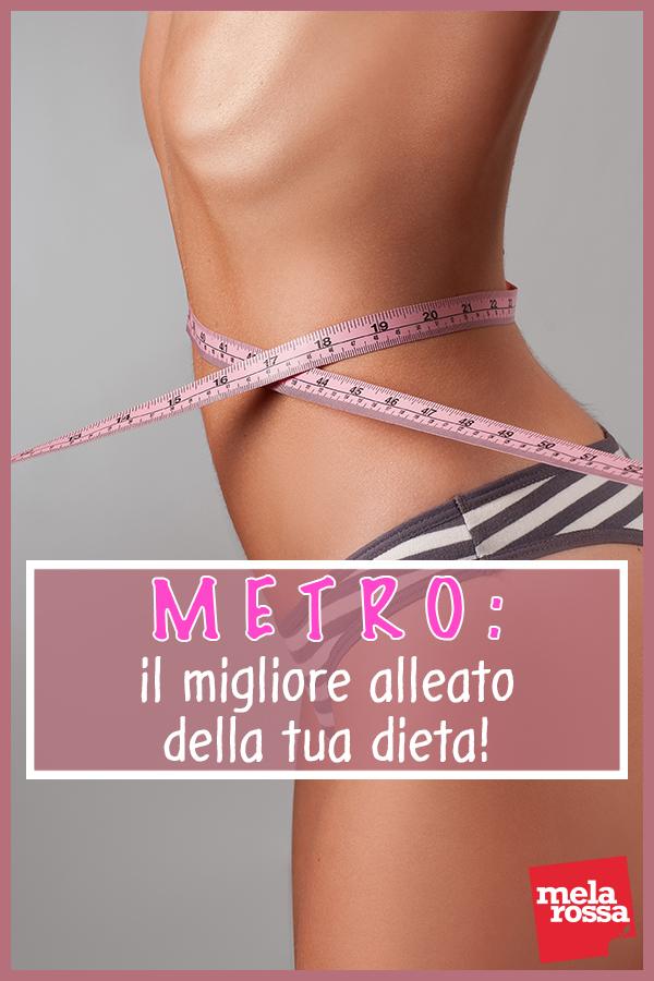 metro, misure corpo