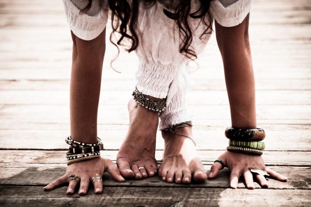 posizioni yoga e hatha yoga