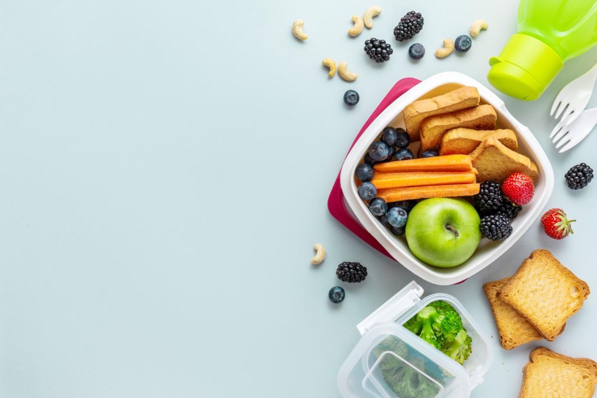 pranzo in ufficio a dieta