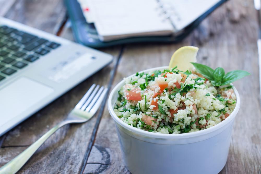pranzo in ufficio a dieta: consigli