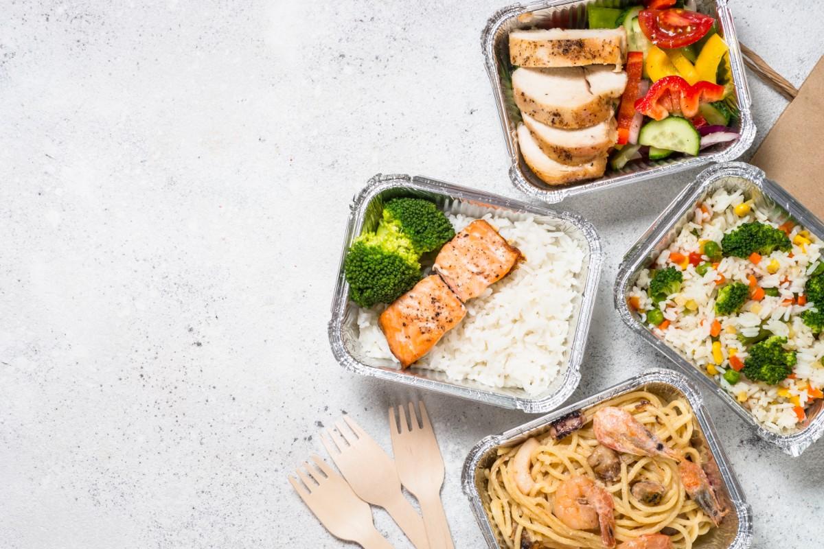 pranzo in ufficio: carboidrati