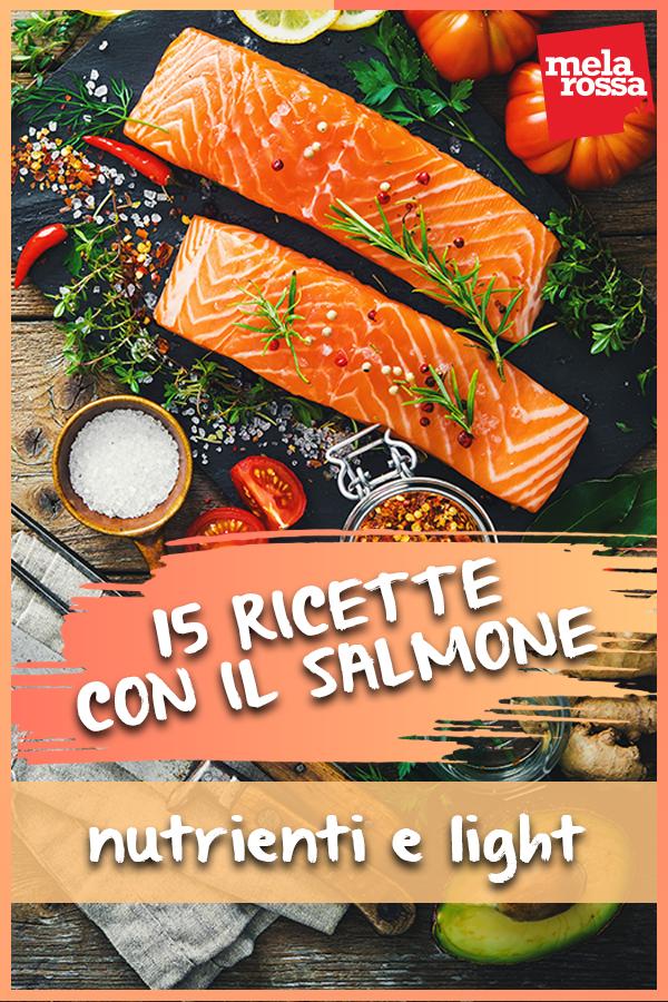 ricette con salmone: 15 idee
