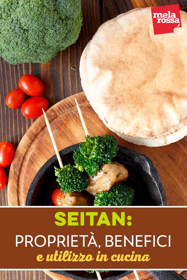 seitan: proprietà e benefici