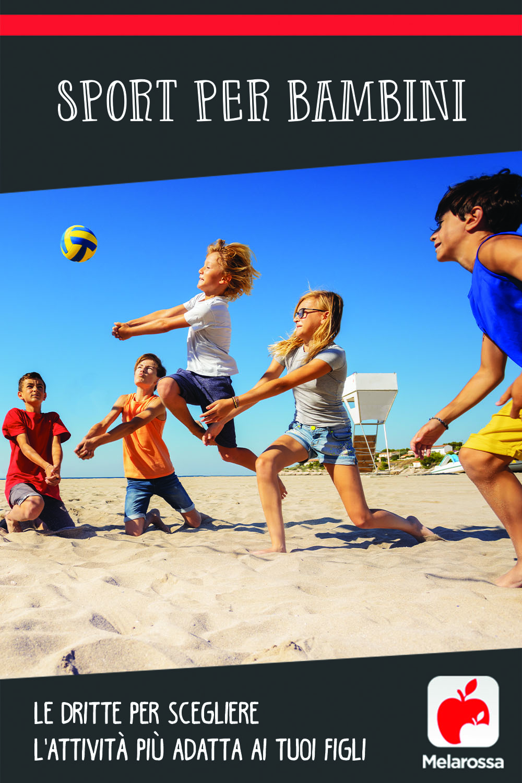 sport per bambini: le dritte per sceglierli