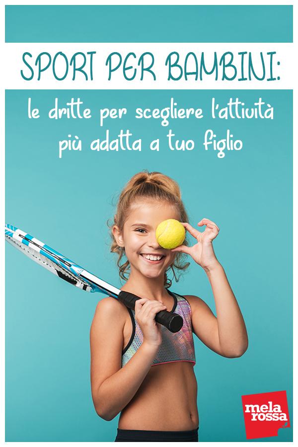 Sport per bambini, quale scegliere
