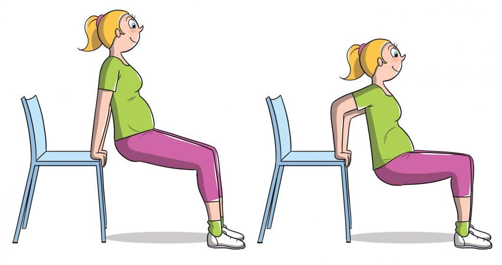 gravidanza e sport: esercizi da fare
